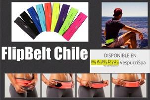 FlipBelt - la innovación de EEUU y N*1 de accesorios para tu deporte favorito