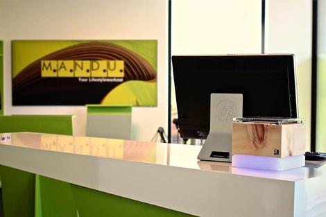 M.A.N.D.U. Micro Studio