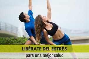 Libérate del estrés para una mejor salud